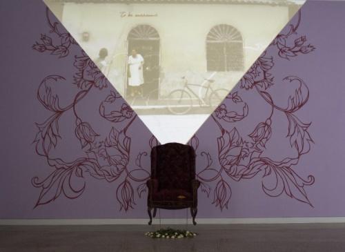 Installation by Michelle Ortiz