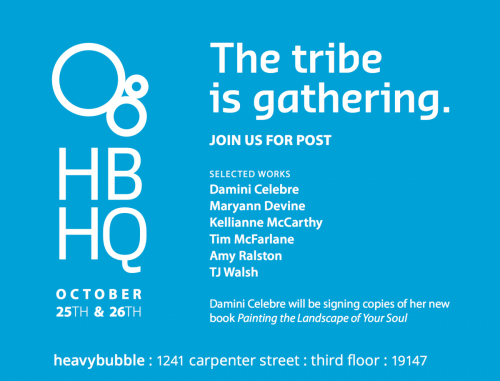The Tribe is gathering at HBHQ for POST