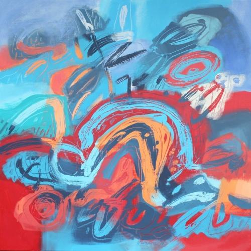 Awakening by Jacqueline Unanue