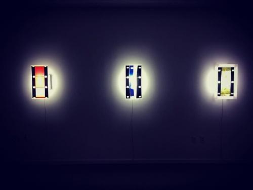 Robert McNellis : Light Constructions