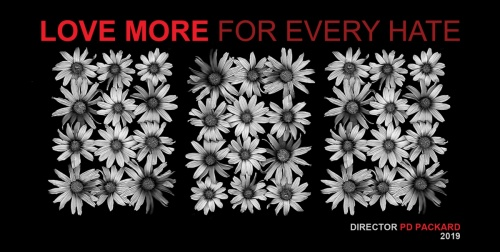PD Packard's new short film, LOVE more