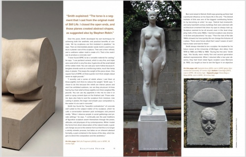 Beautiful Contradiction: The Concrete Sculpture of Christopher Smith