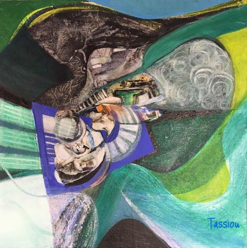 Overflow by Demetra Tassiou