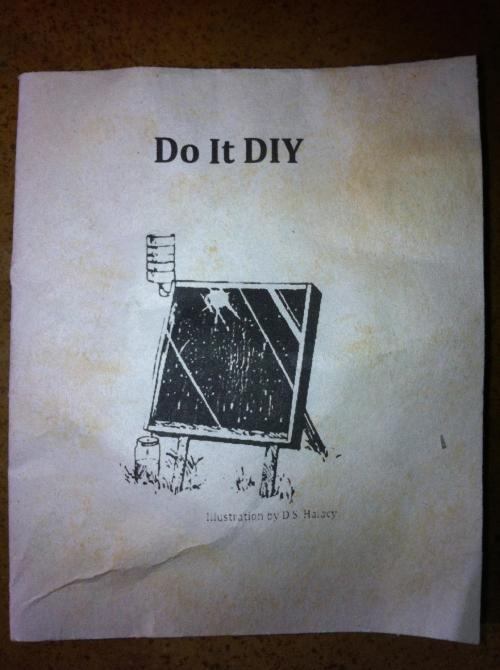 Do It DIY by Aaron Lish