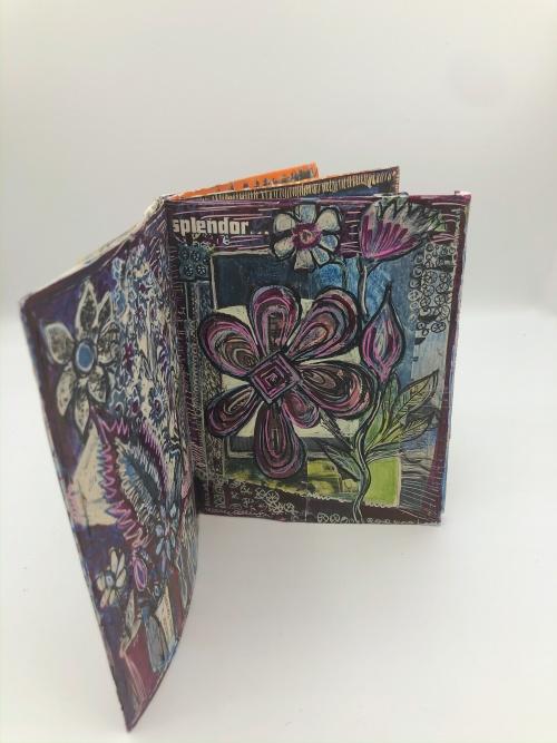 Alison Stein -  Splendor Subterranean - Print