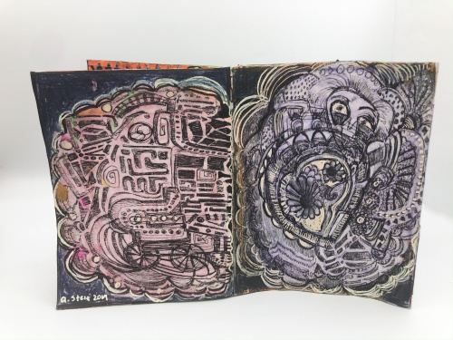 Alison Stein - Splendor Subterranean- Covers
