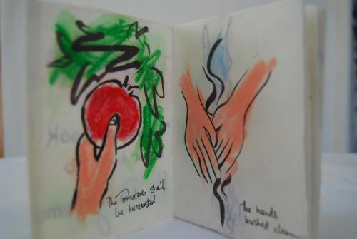 Tomato Sauce Ritual by Pia De Girolamo