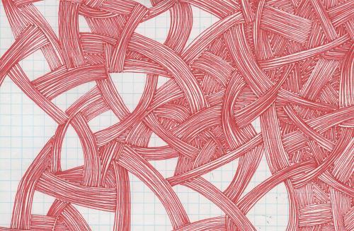 Groups of Ten [folded] by Jerry Bleem