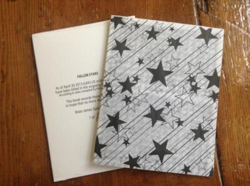 Fallen Stars by Brian Spies