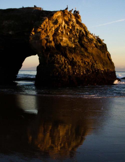 beach and ocean images, Santa Cruz CA by Carol Eddy