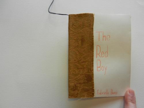 The Red Boy by gabriella boros