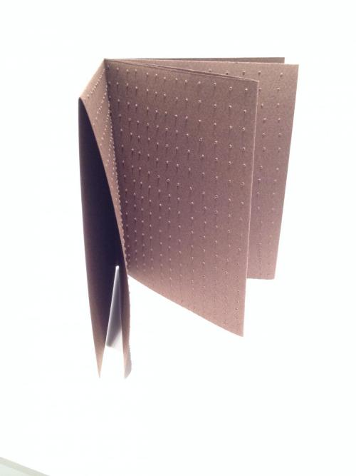 point by point a single sheet book by stella untalan