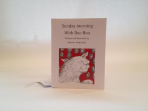 Sunday morning With Boo Boo by Sharon Wakschul