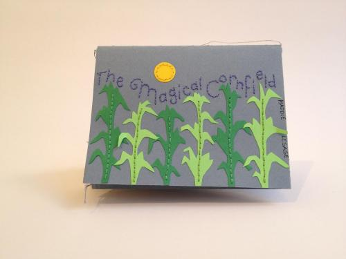 The Magical Cornfield by Maddie LeSage