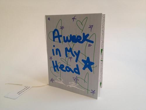 A Week in My Head by Samantha Hopper
