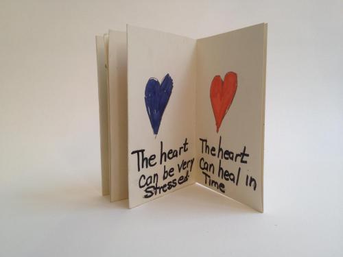Heart by Oscar Vargas