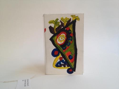 Abstract Book #2 by Queen Nancy Bel