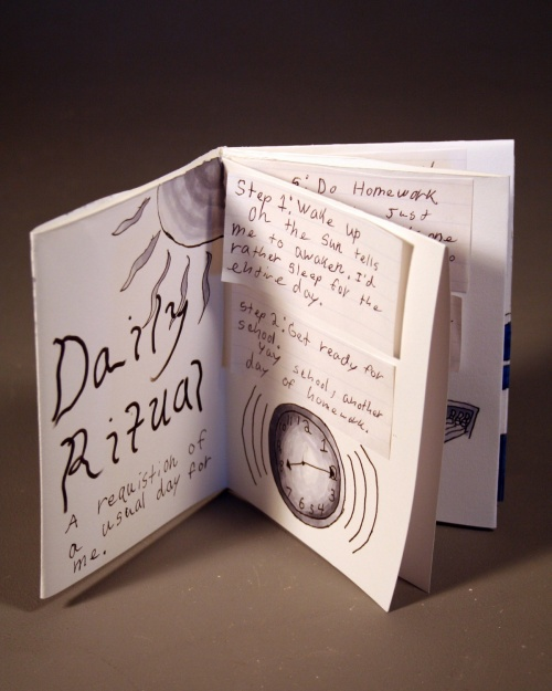My Daily Ritual by Erin Danosky