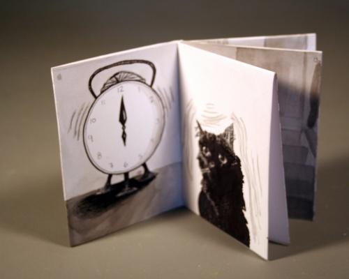 Waking Up by Tia Vergauwen (Clarke University)