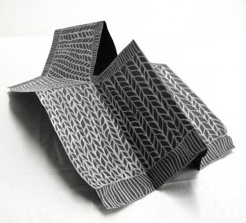 Knitting by Kate Flake