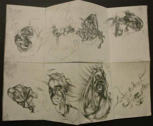 Lucy Pistilli / Single Sheet Book