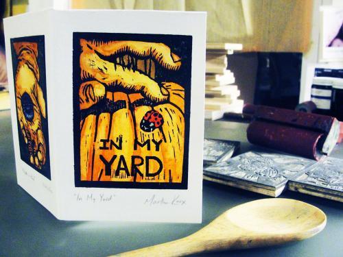 In My Yard by Martha Knox