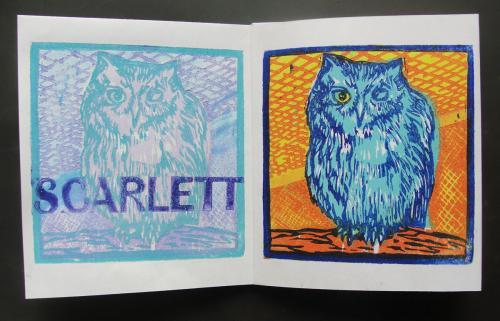 Scarlett by Martha Knox