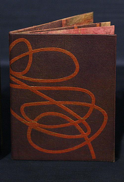 PD Packard's Longevity, RiTUAL: single-sheet book show