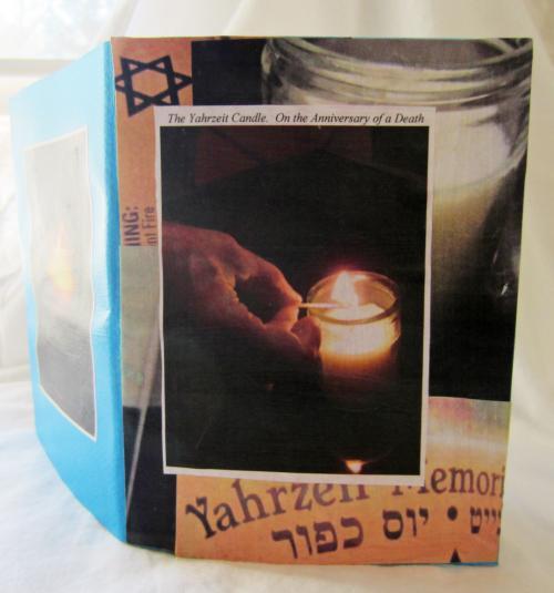 Yahrzheit Ritual by Rosalind Bloom