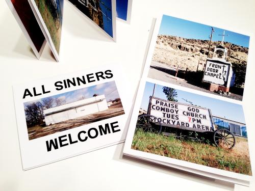 All Sinners Welcome by Laura Russell