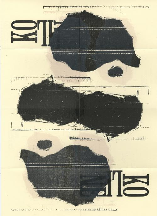 Koline (front)  image of the scanned book by Vida Sacic