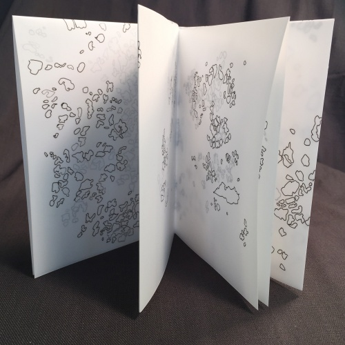Wendy Wolf Natural Repetition Ritual Book Linden Leaves