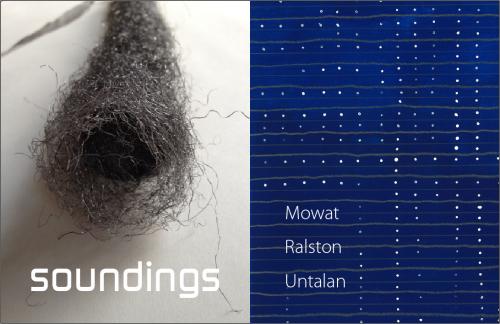 Mowat Ralston Untalan : Soundings