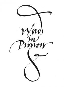 Peter Fraterdeus, Words in Progress