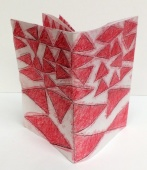 Triangle Book Red by Bill Brookover