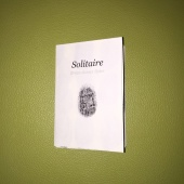 Solitaire (Cover Image) Brian Spies