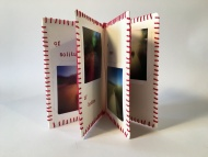To Walk a Path a book of pinhole images by Therese Brown