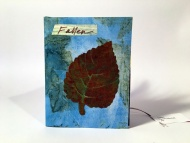 Fallen a book by Lesley Mitchell