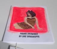 Figure Drawings by Dre Grigoropol