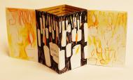 Ritual: Candles & Maze by Lesley Mitchell
