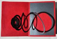 Ritual Manipulation (one black rectangle) by Laura Holland