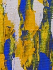Abstract Expression #10 by Michael Moffa