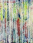 Abstract Acrylic on Birch Panel