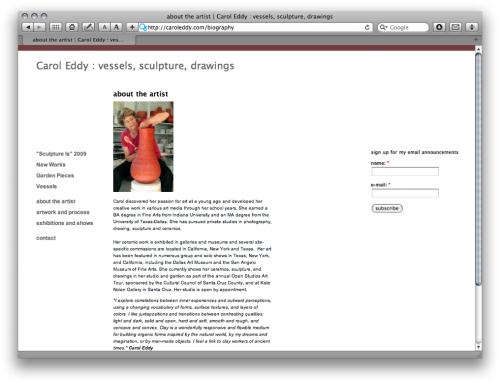 heavybubble artist screen - eddy